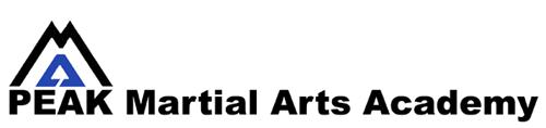 PEAK Martial Arts Academy Logo